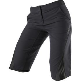Zimtstern StarFlowz Shorts Dames, pirate black/pirate black